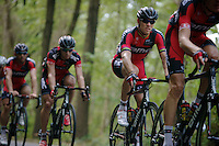 Thor Hushovd (NOR/BMC) riding his farewell race<br /> <br /> GP Impanis 2014