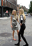Richards Sisters in NYC 06/29/2007