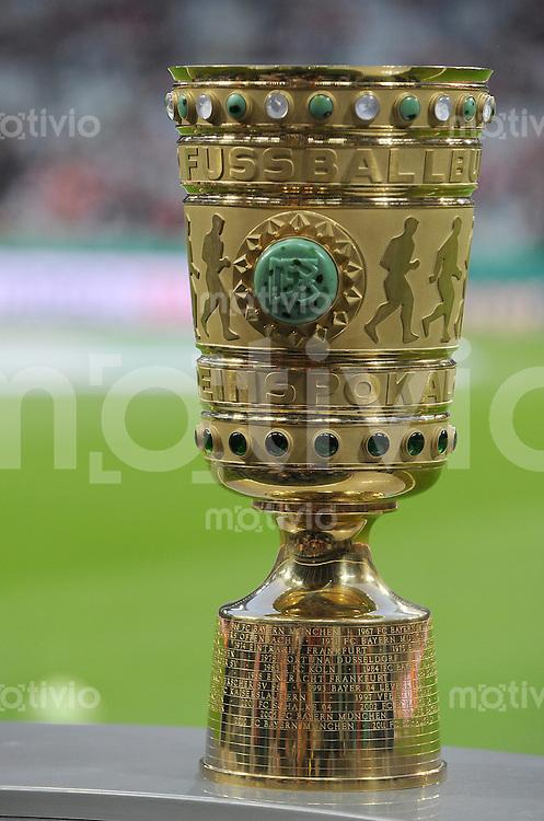 Fussball DFB Pokal Halbfinale 2013/2014    FC Bayern Muenchen - 1. FC Kaiserslautern      16.04.2014 DFB Pokal
