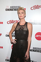 BEVERLY HILLS, CALIFORNIA - NOVEMBER 08: Charlize Theron attends the 33rd American Cinematheque Award Presentation Honoring Charlize Theron at The Beverly Hilton Hotel on November 08, 2019 in Beverly Hills, California. Credit: Faye Sadou / MediaPunch