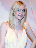 October 21, 2013  (New York, NY)  Actress Dakota Fanning on the carpet at the 2013 National Arts Awards at Cipriani in New York.  (Photo by Don Baxter/Media Images International)