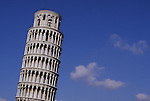 Europe, ITA, Italy, Tuscany, Pisa, Leaning Tower of Pisa, Campanile....[ For each utilisation of my images my General Terms and Conditions are mandatory. Usage only against use message and proof. Download of my General Terms and Conditions under http://www.image-box.com or ask for sending. A clearance before usage is necessary...Material is subject to royalties. Each utilisation of my images is subject to a fee in accordance to the present valid MFM-List...Contact | archive@image-box.com | www.image-box.com ]