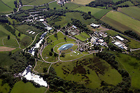National Botanic Gardens of Wales near Llanarthne, Carmarthenshire<br />