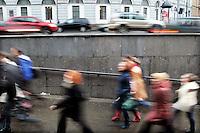 San Pietroburgo: la Nevsky Prospekt