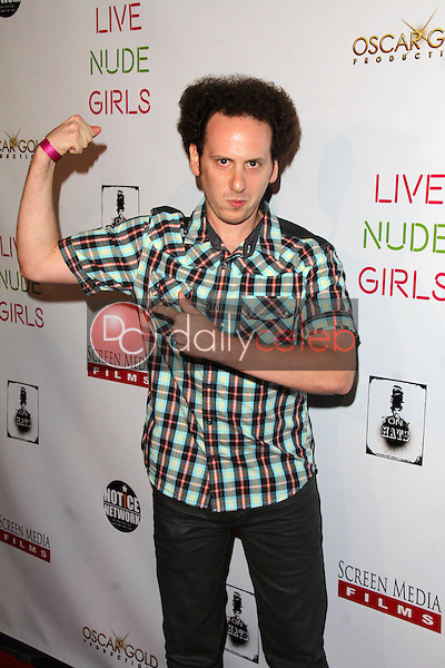 Josh Sussman<br />