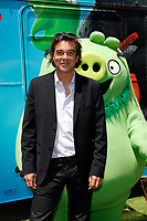 """LOS ANGELES - AUG 10:  Heitor Pereira at the """"The Angry Birds Movie 2"""" at the Village Theater on August 10, 2019 in Westwood, CA"""