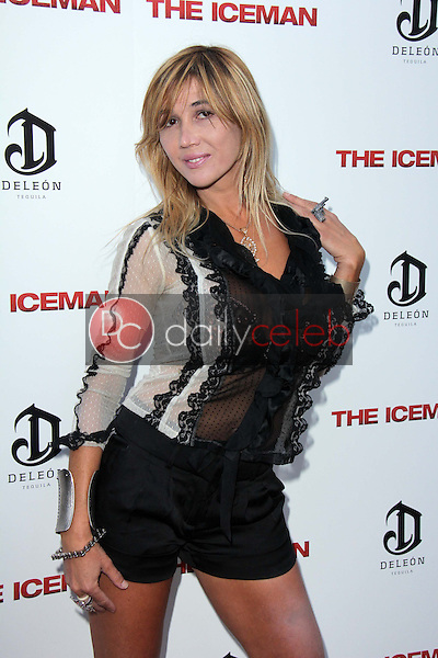 """Nadeea<br /> at """"The Iceman"""" Red Carpet, Arclight Theater, Hollywood, CA 04-22-13<br /> David Edwards/DailyCeleb.Com 818-249-4998"""