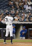 Ichiro Suzuki (Yankees),.APRIL 26, 2013 - MLB :.Ichiro Suzuki of the New York Yankees at bat during the baseball game against the Toronto Blue Jays at Yankee Stadium in The Bronx, New York, United States. (Photo by AFLO)