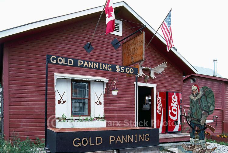 Dawson City, YT, Yukon Territory, Canada - National Historic Site, Store Front