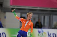 SCHAATSEN: BERLIJN: Sportforum, 06-12-2013, Essent ISU World Cup, 500m Men Division A, Michel Mulder (NED), ©foto Martin de Jong