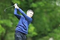 Ronan Herbert (Ennis) during the Connacht U14 Boys Amateur Open, Ballinasloe Golf Club, Ballinasloe, Galway,  Ireland. 10/07/2019<br /> Picture: Golffile | Fran Caffrey<br /> <br /> <br /> All photo usage must carry mandatory copyright credit (© Golffile | Fran Caffrey)