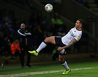 Bolton Wanderers' Josh Magennis <br /> <br /> Photographer Andrew Kearns/CameraSport<br /> <br /> The EFL Sky Bet Championship - Bolton Wanderers v Sheffield Wednesday - Tuesday 12th March 2019 - University of Bolton Stadium - Bolton<br /> <br /> World Copyright © 2019 CameraSport. All rights reserved. 43 Linden Ave. Countesthorpe. Leicester. England. LE8 5PG - Tel: +44 (0) 116 277 4147 - admin@camerasport.com - www.camerasport.com