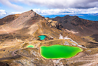New Zealand - North Island - Tongariro National Park