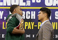 "3/13/19 - Dallas: Fox Sports PPV ""Errol Spence Jr. vs Mikey Garcia - Press Conference"