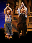 Eve Best &  Kevin Spacey during Opening Night Performance Curtain Call of Eugene O'Neill's A MOON FOR THE MISBEGOTTEN at the Brooks Atkinson Theatre in New York City.<br />April 9, 2007
