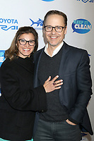 """LOS ANGELES - MAR 1:  Kim Painter, Chad Lowe at the """"Keep It Clean"""" Benefit for Waterkeeper Alliance at Avalon on March 1, 2018 in Los Angeles, CA"""