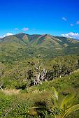 Plateau de Tango, route de Koné-Tiwaka, province Nord