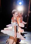 "English National Ballet. ""Cinderella"". Backstage. Choreographer: Michael Corder."