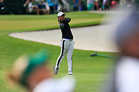 Yuka Saso (PHI) during the final  round at the Augusta National Womans Amateur 2019, Augusta National, Augusta, Georgia, USA. 06/04/2019.<br /> Picture Fran Caffrey / Golffile.ie<br /> <br /> All photo usage must carry mandatory copyright credit (© Golffile | Fran Caffrey)