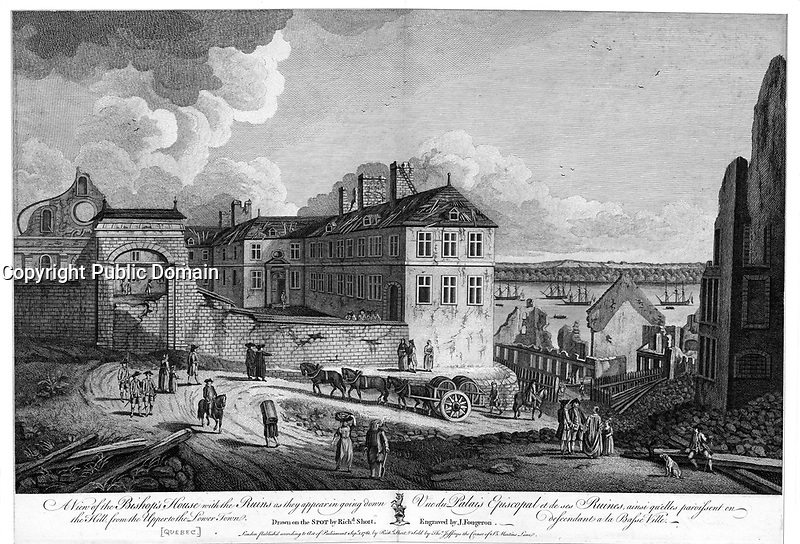 A_view_of_the_bishop's_house_with_the_ruins_as_they_appear_in_going_down_the_hill,_from_the_upper_to_lower_town_(Quebec)_(NYPL_b12349139-420705).jpg