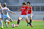 セ、ェ」 Yuika Sugasawa (Reds Ladies), <br /> JUNE 17, 2017 - Football / Soccer : <br /> Plenus Nadeshiko League Cup 2017 Division 1 <br /> match between Urawa Reds Ladies 0-0 Vegalta Sendai Ladies <br /> at Saitama Urawa Komaba Stadium in Saitama, Japan. <br /> (Photo by MATSUO.K/AFLO SPORT)
