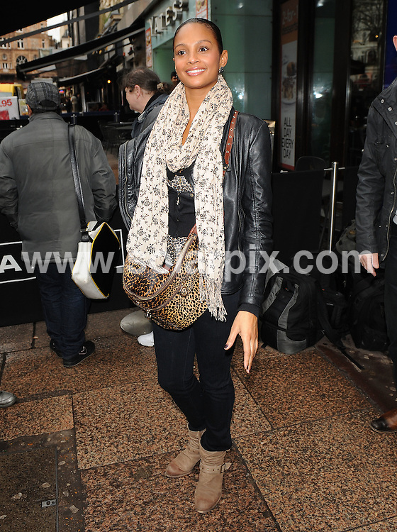 **ALL ROUND PICTURES FROM SOLARPIX.COM**.**WORLDWIDE SYNDICATION RIGHTS**.Celebrities arriving for the Heart FM - Have a Heart - Fundraising Day.  Leicester Square, London, on Friday March 19, 2010..This pic: Alesha Dixon..JOB REF: 10934 SSD     DATE: 19_03_2010.**MUST CREDIT SOLARPIX.COM OR DOUBLE FEE WILL BE CHARGED**.**MUST NOTIFY SOLARPIX OF ONLINE USAGE**.**CALL US ON: +34 952 811 768 or LOW RATE FROM UK 0844 617 7637**