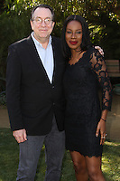 PALM SPRINGS, CA - JANUARY 05: Steve Gaydos, Amma Asante arriving at Variety's Creative Impact Awards And 10 Directors to Watch Brunch during the 25th Annual Palm Springs International Film Festival held at Parker Palm Springs on January 5, 2014 in Palm Springs, California. (Photo by Xavier Collin/Celebrity Monitor)