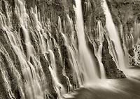 Burney Falls. McArthur-Burney Falls Memorial State Park, California