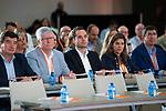 General Secretary of Ciudadanos in Madrid Ignacio Aguado (c) during General Council. July 29, 2019. (ALTERPHOTOS/Francis González)