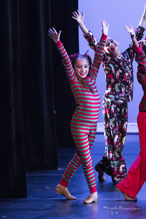 """3D Project Jazz Company, Performance, """"All Wrapped Up"""", Cary Arts Center, Friday, 7 PM, 20 Dec 2013"""
