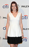 "Alyson Hannigan at the 2014 PaleyFest ""How I Met Your Mother"" Series Farewell, held at The Dolby Theatre in Los Angeles on March 15, 2014"