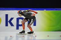 SCHAATSEN: HEERENVEEN: 24-10-2014, IJsstadion Thialf, Trainingswedstrijd, Arjan Stroetinga, ©foto Martin de Jong