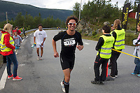 .Race number 173 - Øyvind Bredholt - oyvind Bredholt- Norseman 2012 - Photo by Justin Mckie Justinmckie@hotmail.com