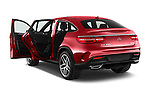 Car images of 2016 Mercedes Benz GLE-Coupe - 5 Door Suv Doors