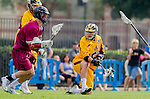 Los Angeles, CA 02/15/14 - \as38\ and Ian Connell (Arizona State #50) and Jonathan Bakst (Stanford #2)