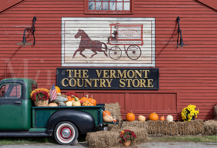 The Vermont Country Store, Weston, Vermont, USA