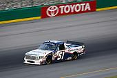 #51: Brandon Jones, Kyle Busch Motorsports, Toyota Tundra SoleusAir/Menards