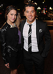 Ligia Uriarte and Rodolfo Soules at day three of  Fashion Houston 5 at the Wortham Theater Thursday Nov. 20, 2014.(Dave Rossman photo)