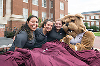 Dawg Daze 2016 - The Drill<br />  (photo by Beth Wynn / &copy; Mississippi State University)
