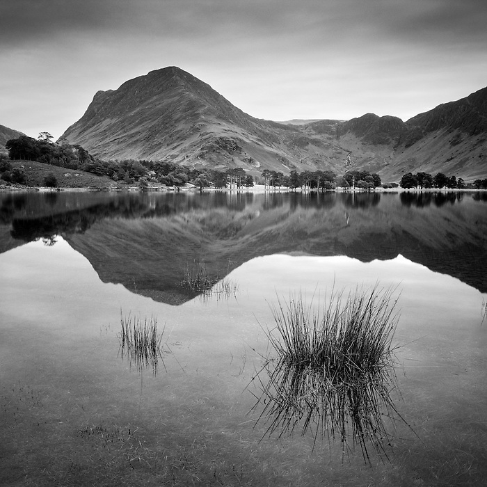 Lake Buttermere, The Lake District, England, UK