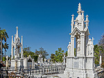 Crypts of the rich and famous, Havana