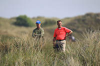 John McGinn (Laytown & Bettystown) watching the play on the 14th during Round 4 of the East of Ireland Amateur Open Championship sponsored by City North Hotel at Co. Louth Golf club in Baltray on Monday 6th June 2016.<br /> Photo by: Golffile   Thos Caffrey