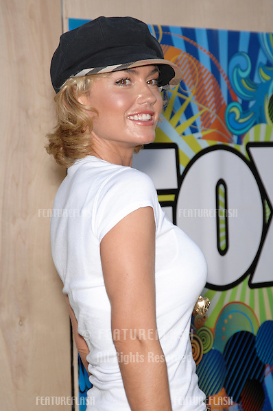 Nip/Tuck star Kelly Carlson at Fox TV's All-Star Party on the Santa Monica Pier..July 24, 2007  Los Angeles, CA.Picture: Paul Smith / Featureflash