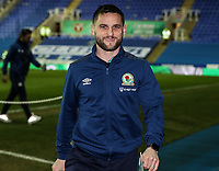 Blackburn Rovers' Craig Conway pictured before the match<br /> <br /> Photographer Andrew Kearns/CameraSport<br /> <br /> The EFL Sky Bet Championship - Reading v Blackburn Rovers - Wednesday 13th February 2019 - Madejski Stadium - Reading<br /> <br /> World Copyright © 2019 CameraSport. All rights reserved. 43 Linden Ave. Countesthorpe. Leicester. England. LE8 5PG - Tel: +44 (0) 116 277 4147 - admin@camerasport.com - www.camerasport.com