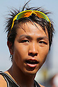 Yuichi Hosoda (JPN), SEPTEMBER 19, 2011 - Triathlon : Yuichi Hosoda of Japan had a press interview during the 2011 ITU World Championship Yokohama in Yokohama city, Kanagawa, Japan. (Photo by Yusuke Nakanishi/AFLO SPORT) [1090]
