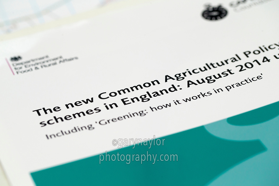 The Common Agricultrural Policy