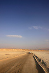 Israel, Dead Sea valley, a view of Amiaz Plain