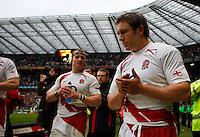 Photo: Richard Lane/Richard Lane Photography. .England v Ireland. RBS Six Nations. 15/03/2008. England's Jonny Wilkinson.