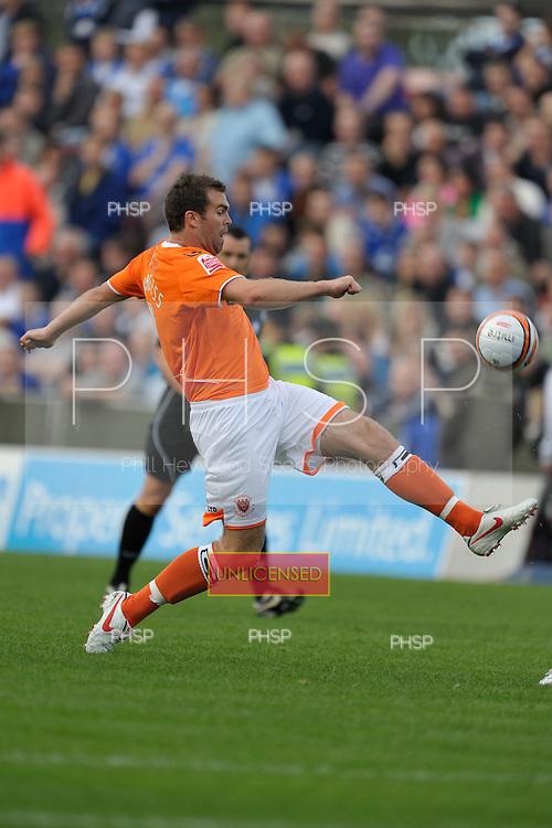 04/08/2009 Pre Season Friendly Blackpool v Everton<br /> <br /> <br /> <br /> © Phill Heywood<br /> tel 07806 775649