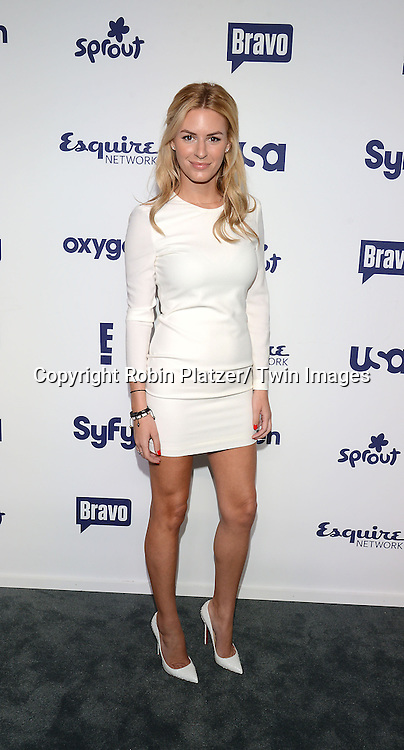 Morgan Stewart of &quot;#Rich Kids of Beverly Hills&quot;  attends the NBCUniversal Cable Entertainment Upfront <br /> on May 15, 2014 at The Javits Center North Hall in New York City, New York, USA.